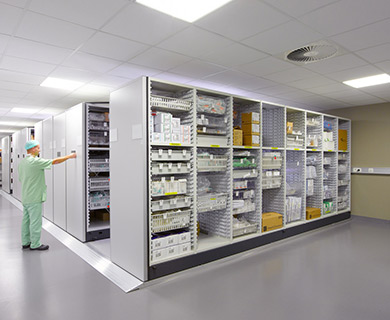 HealthCare Storage Solution